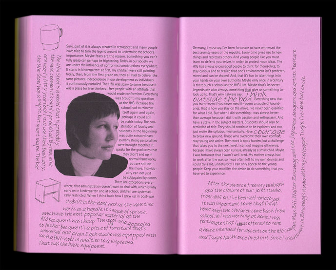 Interview with Monika Maus by Ioanna Spanachi & Shuaitong Zong