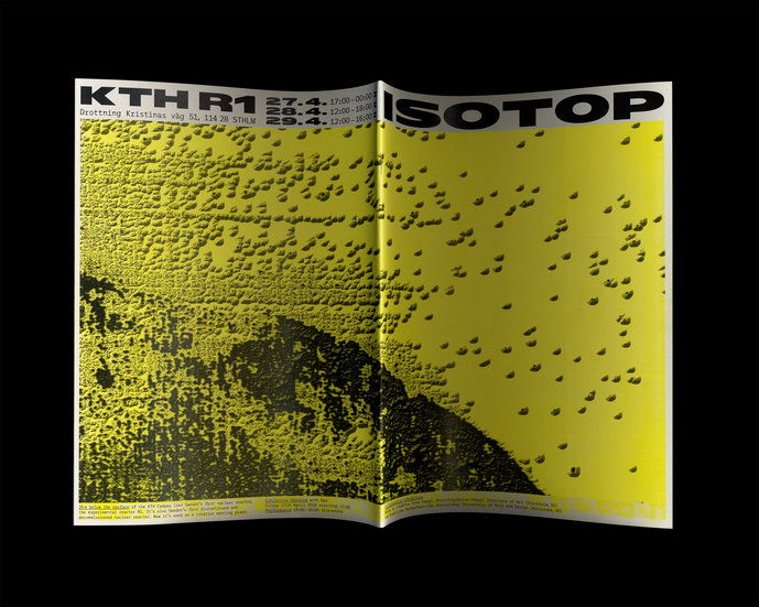 ISOTOP Repro Cover